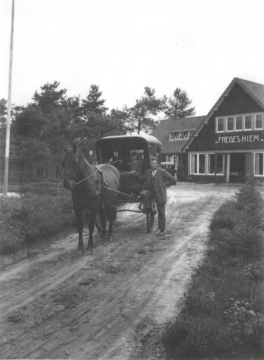 Geschiedenis doopsgezinde Buitengoed Fredeshiem Steenwijk - De Bult