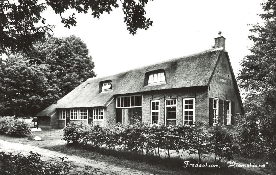 Geschiedenis Buitengoed Fredeshiem De Bult Steenwijk