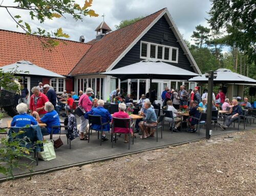Familiedag op Buitengoed Fredeshiem in Overijssel
