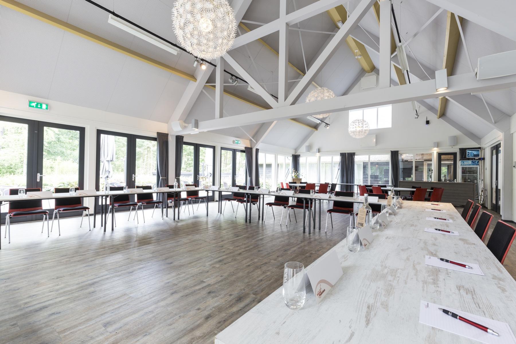 Vergaderen Steenwijk Overijssel Bij Buitengoed Fredeshiem De Bult