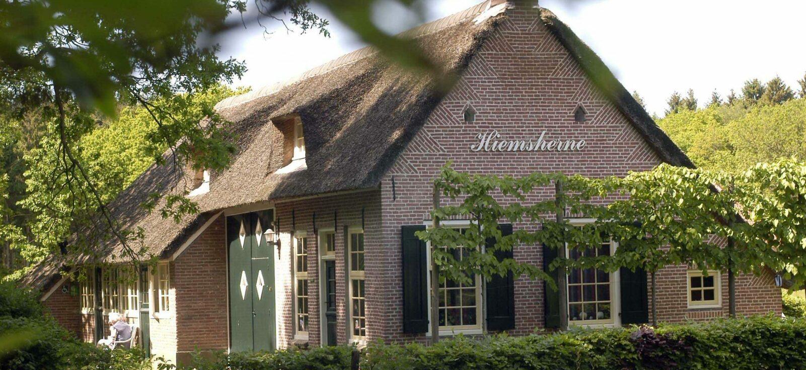 Groepsaccommodatie Hiemherne Steenwijk Overijssel (14 Pers)