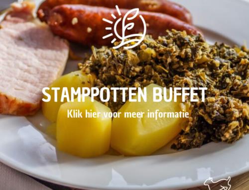 Stamppotten buffet Restaurant Vondel