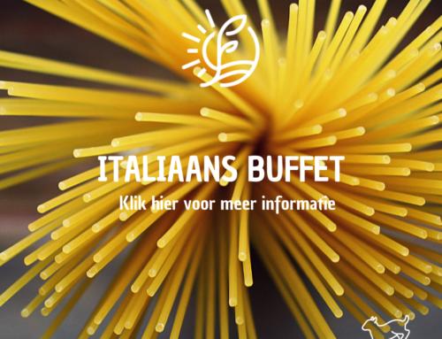 Italiaans buffet Restaurant Vondel