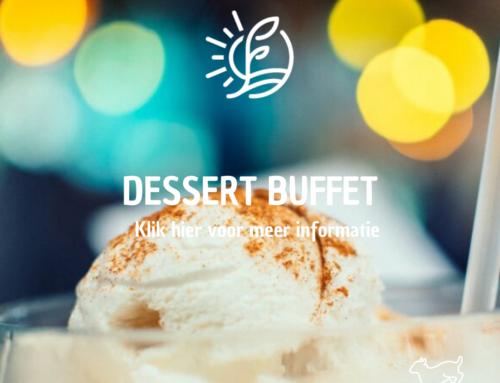 Dessert buffet Restaurant Vondel