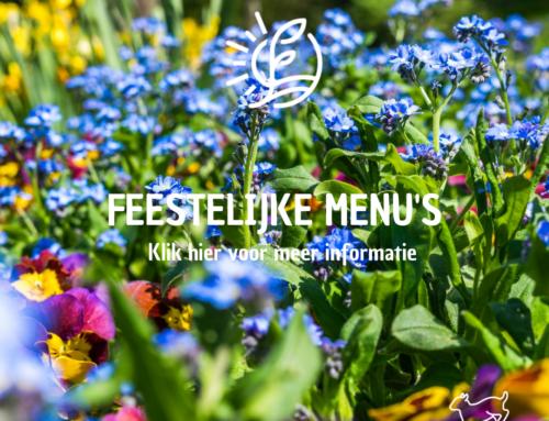 Feestelijke menu's Restaurant Vondel