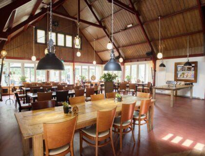 Restaurant Vondel Steenwijk Op Buitengoed Fredeshiem