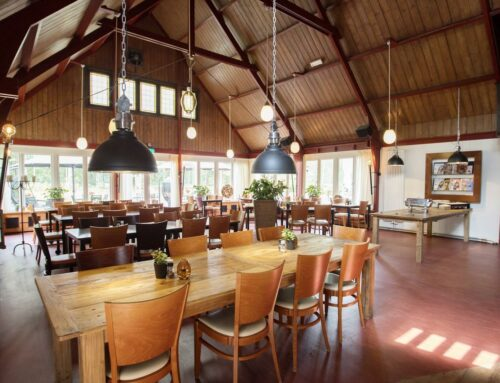 Luxe koud en warm buffet Restaurant Vondel