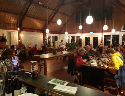 Restaurant Vondel De Bult Steenwijk Op Landgoed Fredeshiem