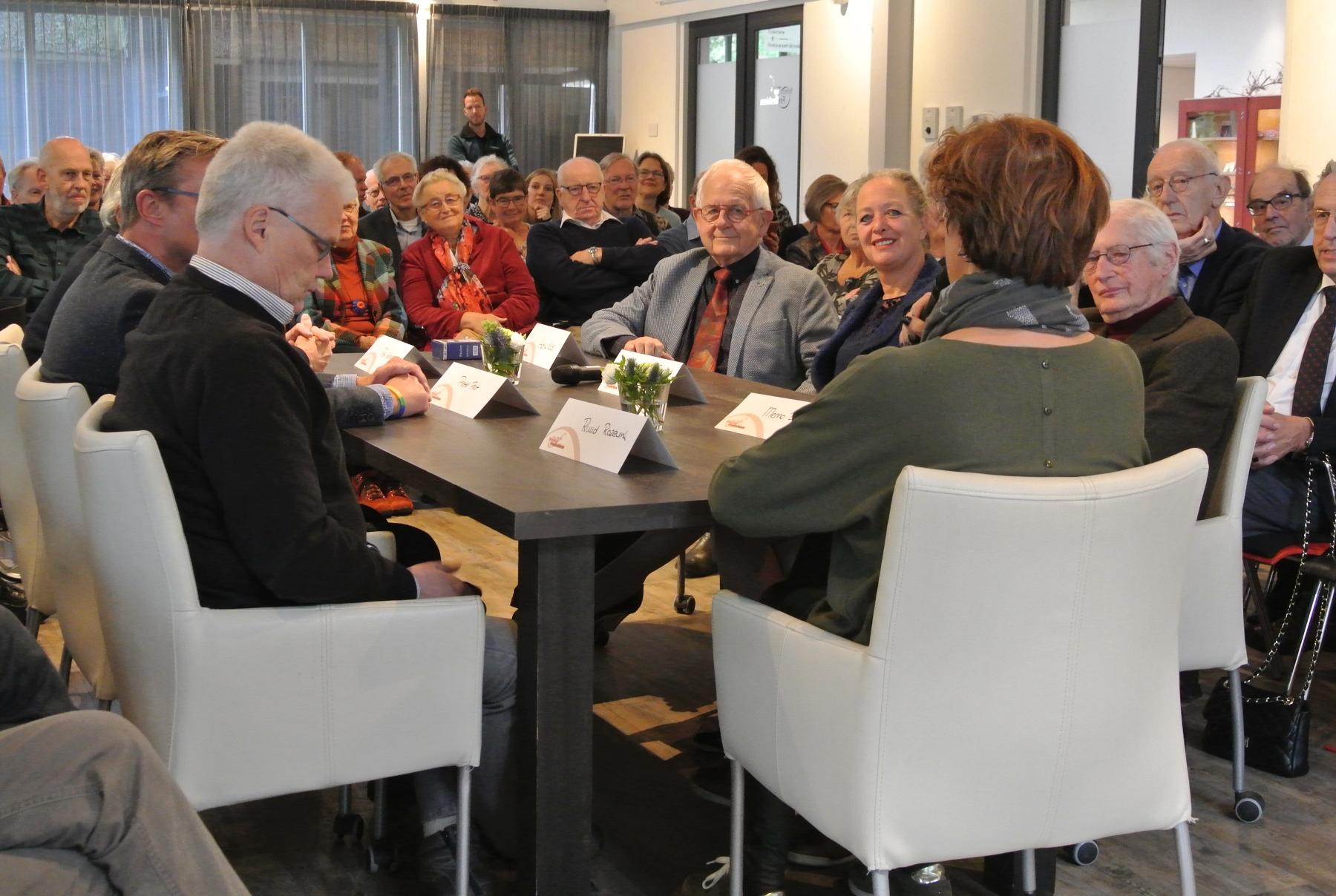 90 Jarig Feest Buitengoed Fredeshiem Steenwijk De Bult