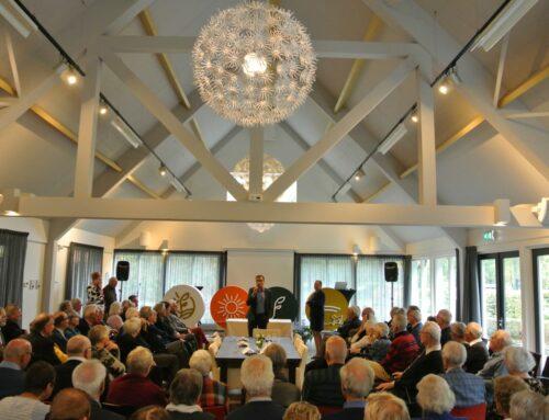 Annemarie Jorritsma opent 90 jarig feest Buitengoed Fredeshiem