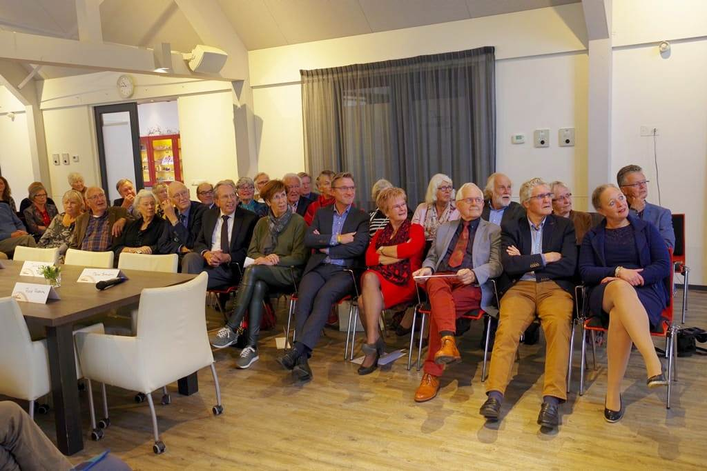 Annemarie Jorritsma Opent Feestelijkheden 90 Jaar Fredeshiem