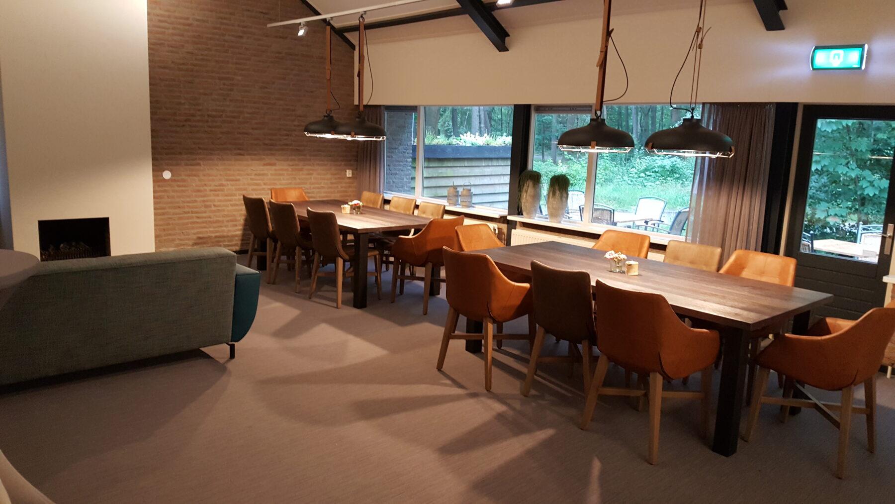 Lelyzaal Vergaderen op Buitengoed Fredeshiem Steenwijk de Bult