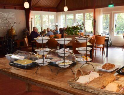 Lunchbuffet Restaurant Vondel Steenwijk