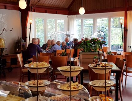 Lunchbuffet Restaurant Vondel Steenwijk De Bult