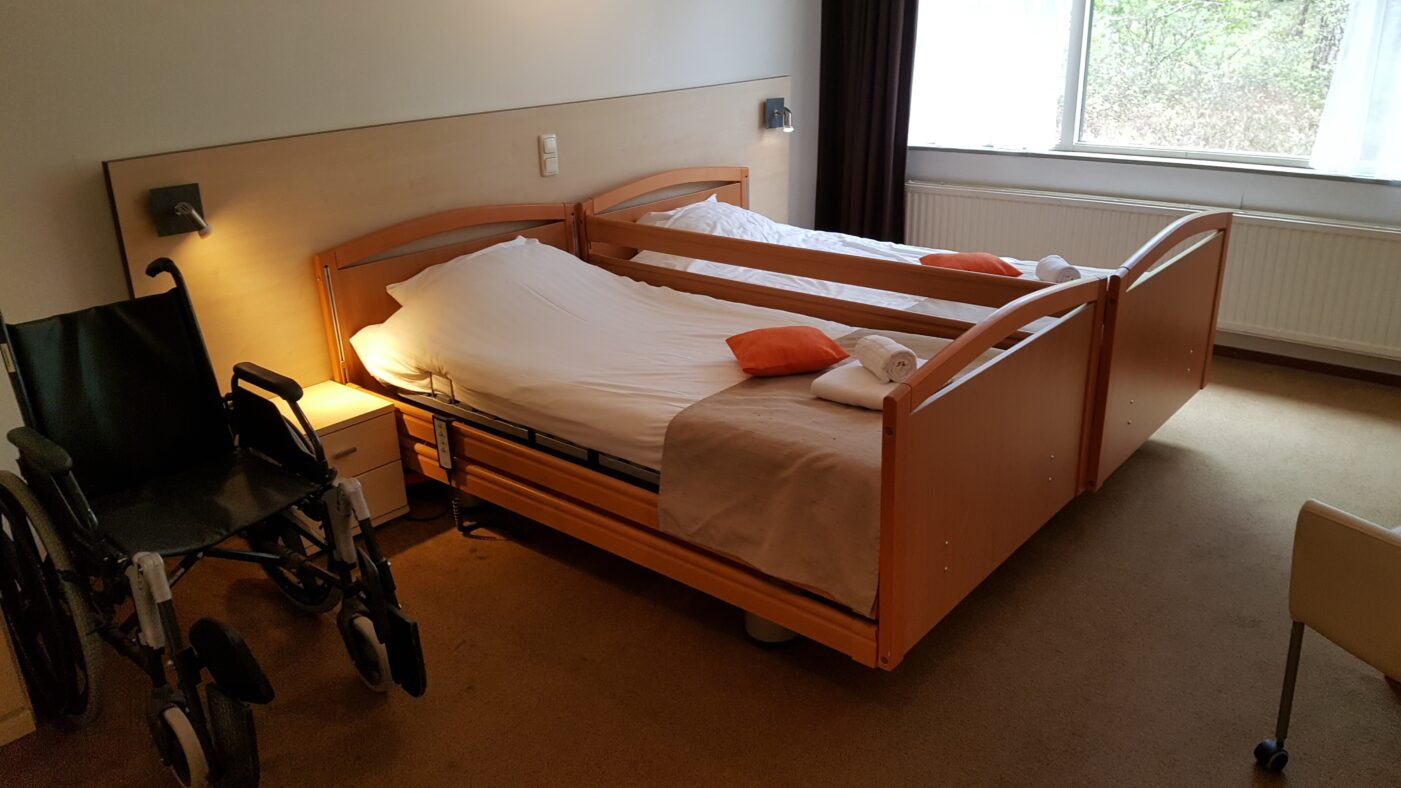 Hotel Steenwijk De Bult Buitengoed Fredeshiem - Mindervalide kamer