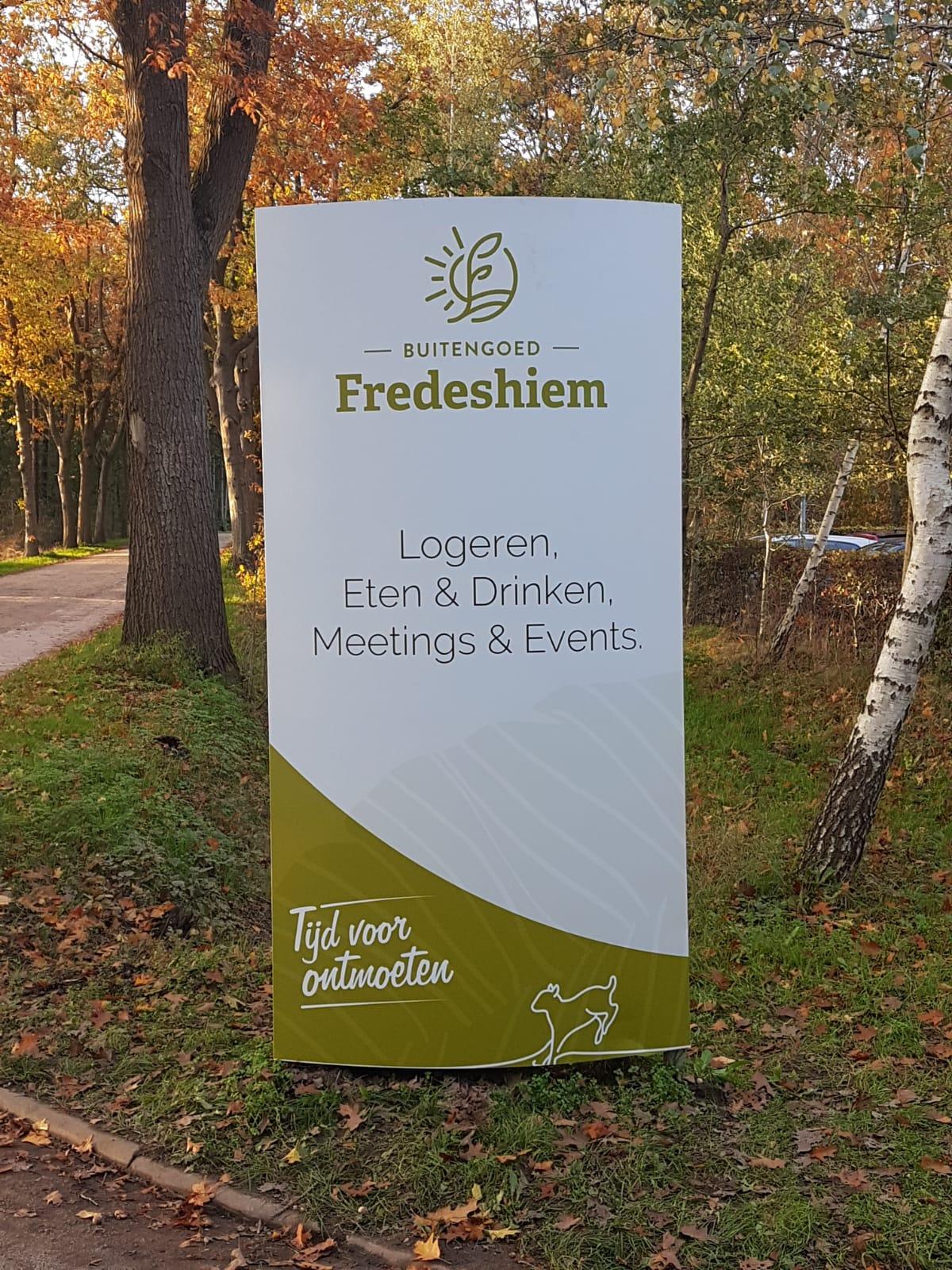 Nieuwe Huisstijl Buitengoed Fredeshiem Steenwijk De Bult