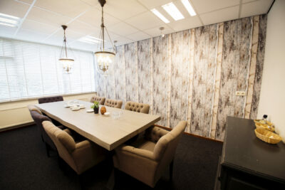 Ries Boardroom - Vergaderen op Buitengoed Fredeshiem Steenwijk de Bult