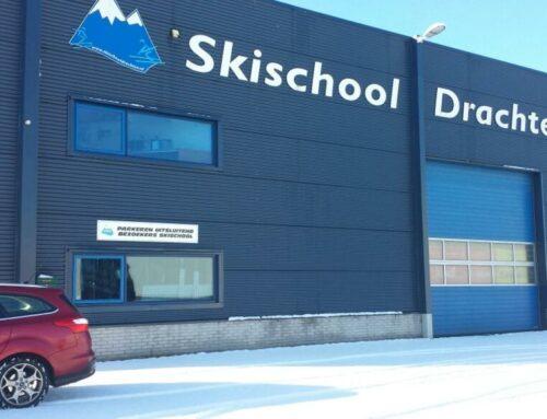 Skischool Drachten- Een leuk dagje uit vanuit Fredeshiem