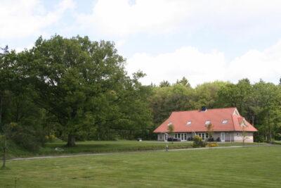 Groot vakantiehuis - 2 huizen tot 40 personen op Buitengoed Fredeshiem Steenwijk Overijssel