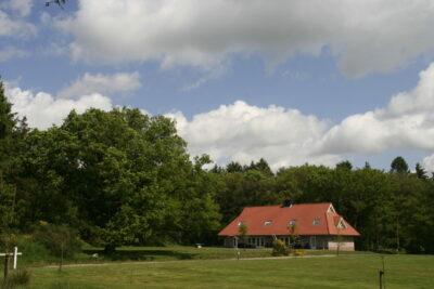 Groot vakantiehuis - 2 huizen tot 40 personen op Buitengoed Fredeshiem