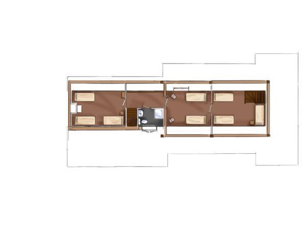Groot vakantiehuis voor 14 personen op Buitengoed Fredeshiem in Steenwijk de Bult Overijssel