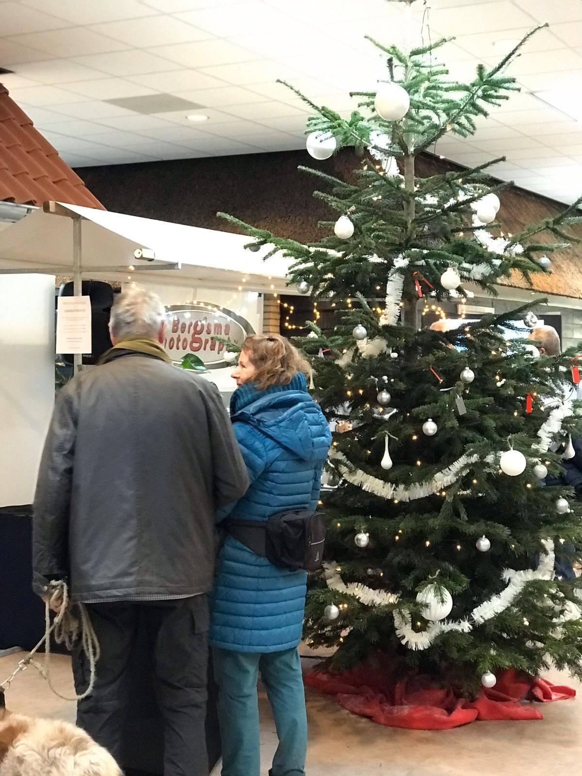 Kerstmarkt Steenwijk Op Buitengoed Fredeshiem 8 Dec 2019